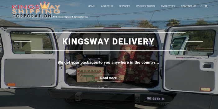 Kingsway Shipping Services